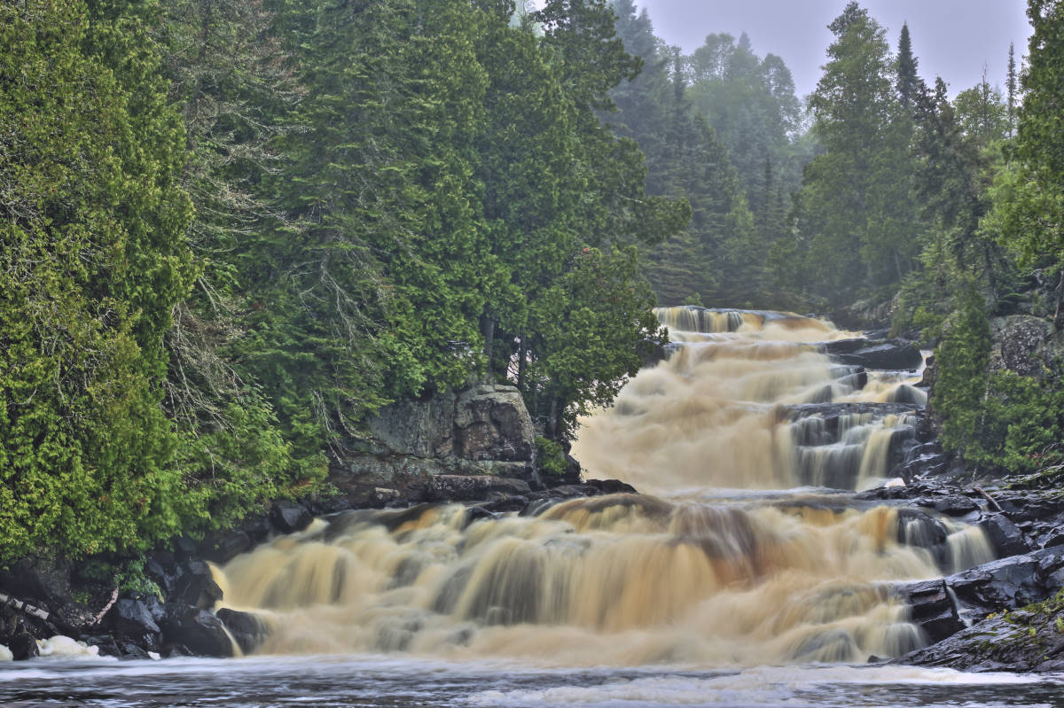 Image Link to Waterfall Gallery